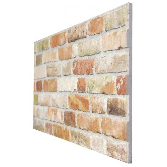 651-204  Strotex Kırık Tuğla Duvar Paneli 50x120 Ölçüleri