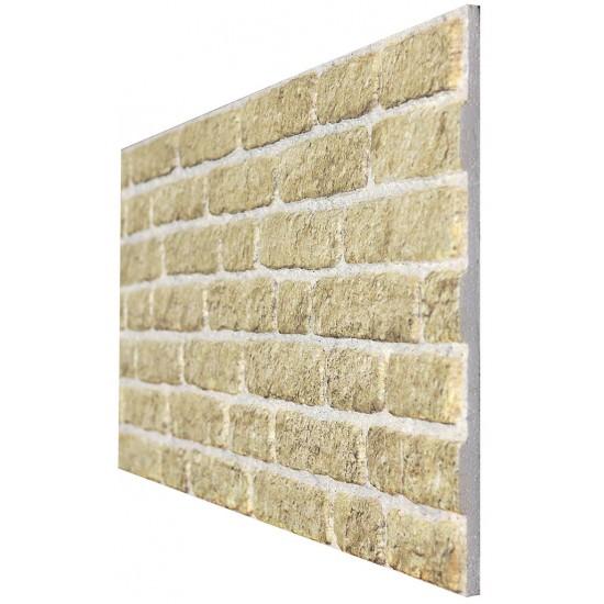 651-209 Strotex Kırık Tuğla Duvar Paneli 50x120 Ölçüleri