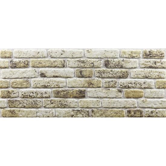 651-210  Strotex Kırık Tuğla Duvar Paneli 50x120 Ölçüleri