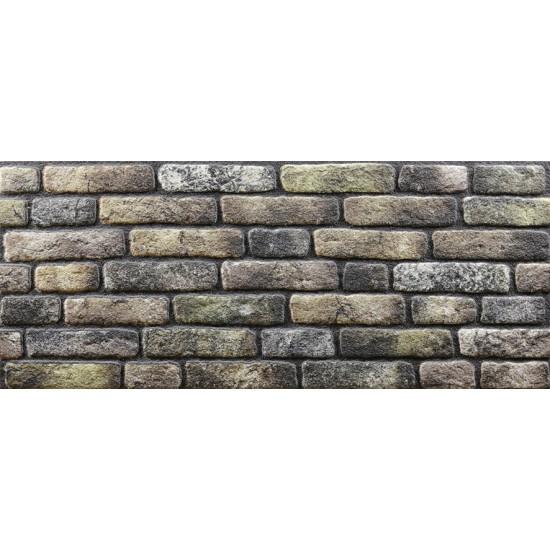 651-215 Strotex Kırık Tuğla Duvar Paneli 50x120 Ölçüleri