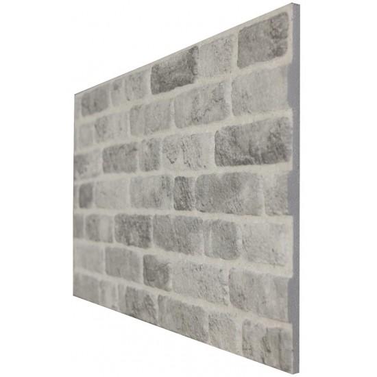 651-228 Strotex Kırık Tuğla Duvar Paneli 50x120 Ölçüleri