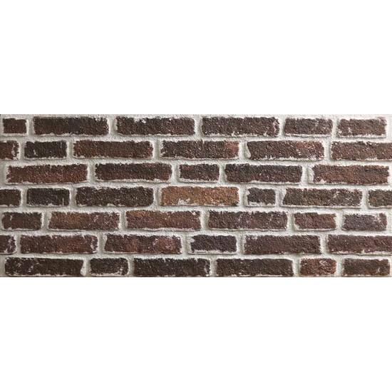 651-231 Strotex Kırık Tuğla Duvar Paneli 50x120 Ölçüleri