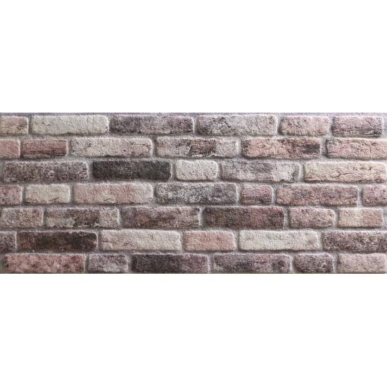 651-235 Strotex Kırık Tuğla Duvar Paneli 50x120 Ölçüleri