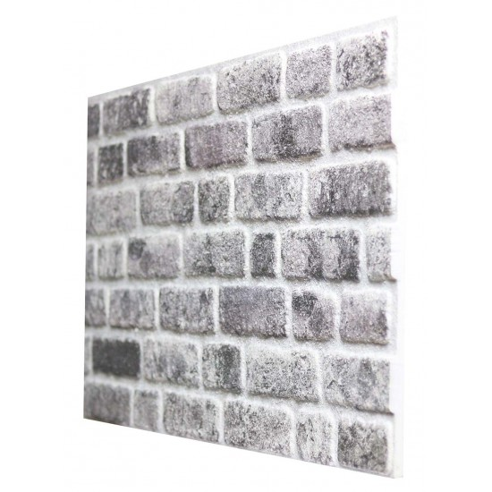 651-237 Strotex Kırık Tuğla Duvar Paneli 50x120 Ölçüleri
