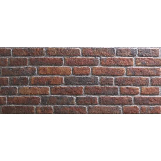 651-241 Strotex Kırık Tuğla Duvar Paneli 50x120 Ölçüleri