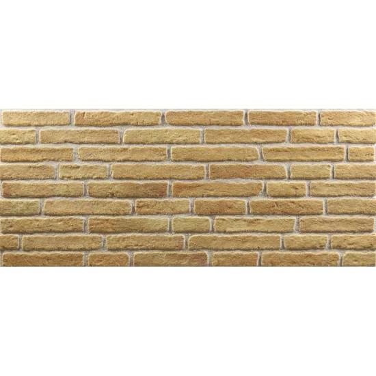 653-201 Strotex Kırık Tuğla Duvar Paneli 50x120 Ölçüleri