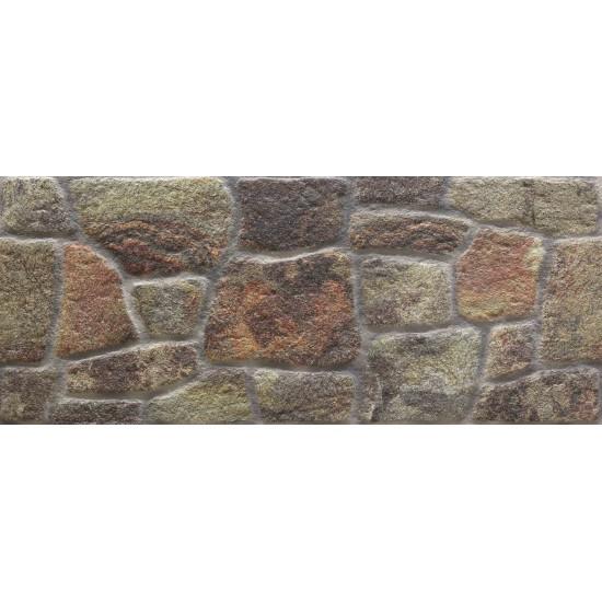 659-201 Strotex Kırık Tuğla Duvar Paneli 50x120 Ölçüleri