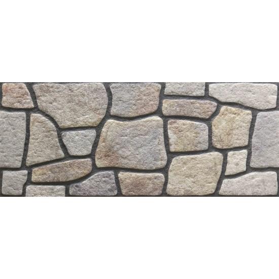 659-205 Strotex Kırık Tuğla Duvar Paneli 50x120 Ölçüleri