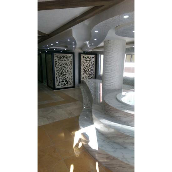 PVC Mermer Duvar Paneli Palmiye 26
