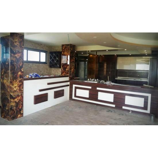 PVC Mermer Duvar Paneli Palmiye 17