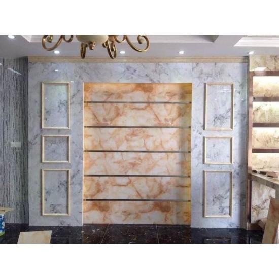 PVC Mermer Duvar Paneli Palmiye 124