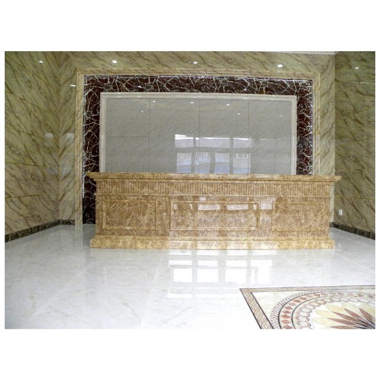 PVC Mermer Duvar Paneli Palmiye 113