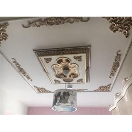 Patina Dikdörtgen Saray Tavan 60*90 cm (DD6090-P)