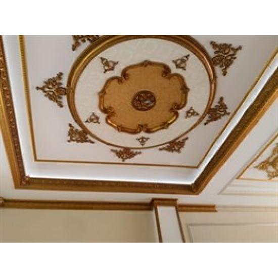 Eskitme Oval Saray Tavan 150 cm (DO150-E)