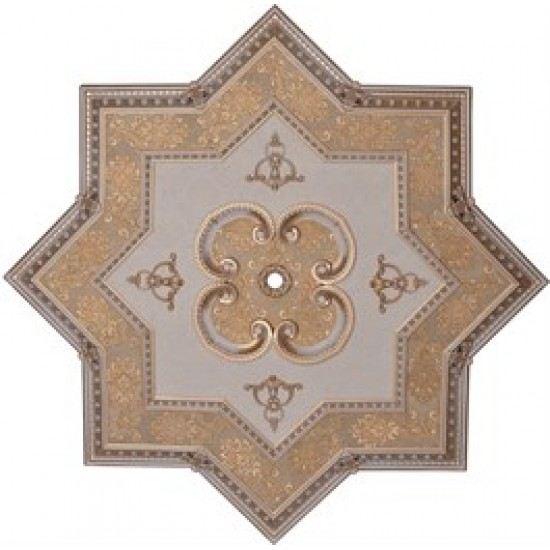 Patina Yıldız Saray Tavan 150 cm (DY150-P)
