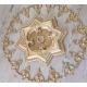 Patina Yıldız Saray Tavan 60cm (DY60-P)