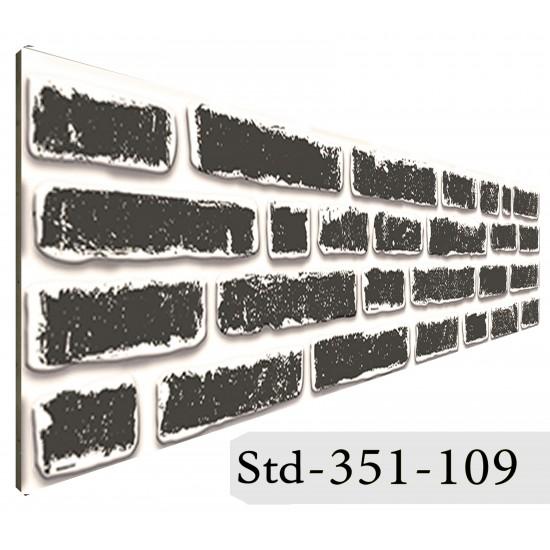 351-109 Strotex Kırık Tuğla Duvar Paneli 30x120 Ölçüleri