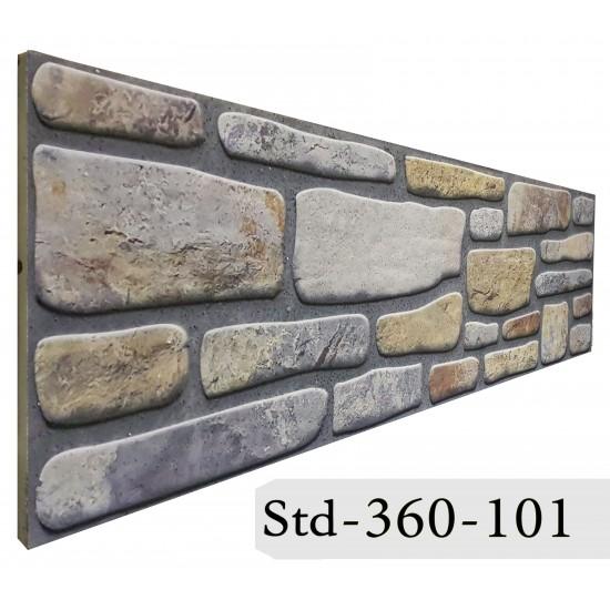 360-101 Strotex Kırık Tuğla Duvar Paneli 30x120 Ölçüleri