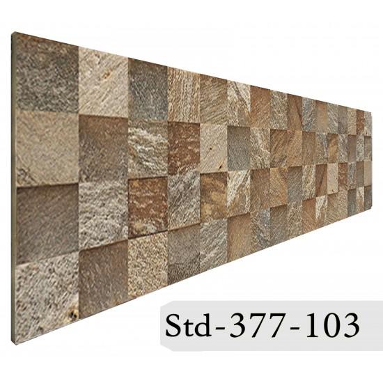 377-103 Strotex Kırık Tuğla Duvar Paneli 30x120 Ölçüleri