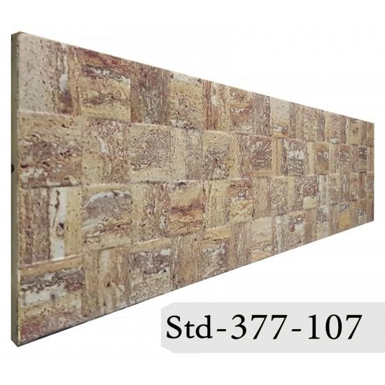 377-107 Strotex Kırık Tuğla Duvar Paneli 30x120 Ölçüleri