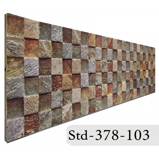 378-103 Strotex Kırık Tuğla Duvar Paneli 30x120 Ölçüleri