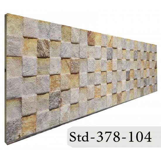 378-104 Strotex Kırık Tuğla Duvar Paneli 30x120 Ölçüleri