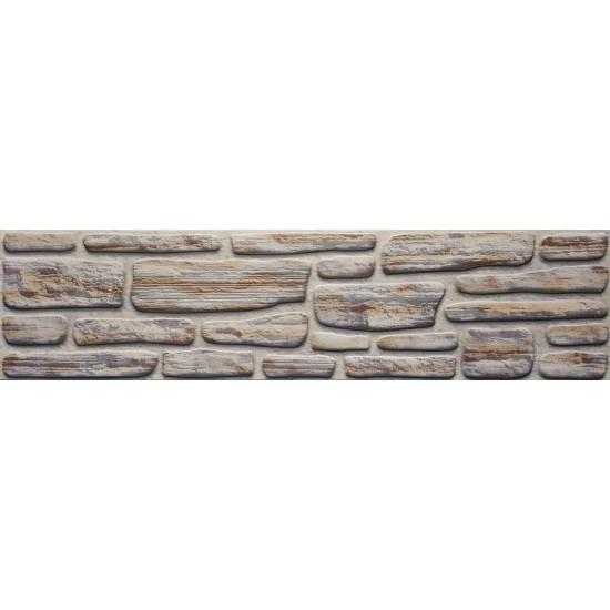 360-103 Strotex Kırık Tuğla Duvar Paneli 30x120 Ölçüleri