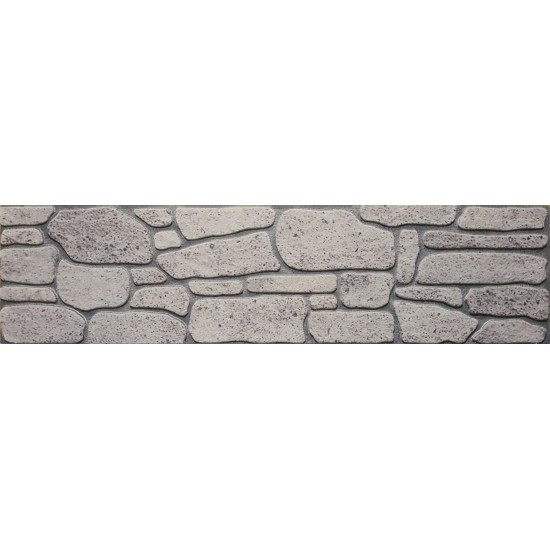 376-102 Strotex Kırık Tuğla Duvar Paneli 30x120 Ölçüleri