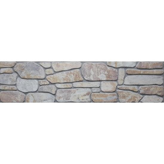376-109 Strotex Kırık Tuğla Duvar Paneli 30x120 Ölçüleri