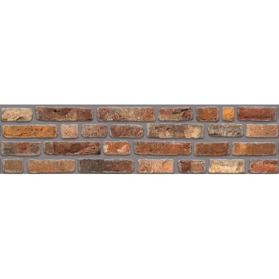351-112 Strotex Kırık Tuğla Duvar Paneli 30x120 Ölçüleri