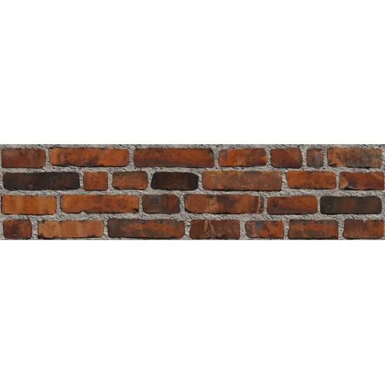 351-125 Strotex Kırık Tuğla Duvar Paneli 30x120 Ölçüleri