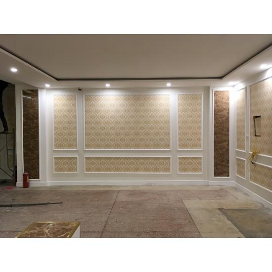 Boyanabilir  Duvar, Tavan, Mobilya Çıtası DESTAN 2.00cm