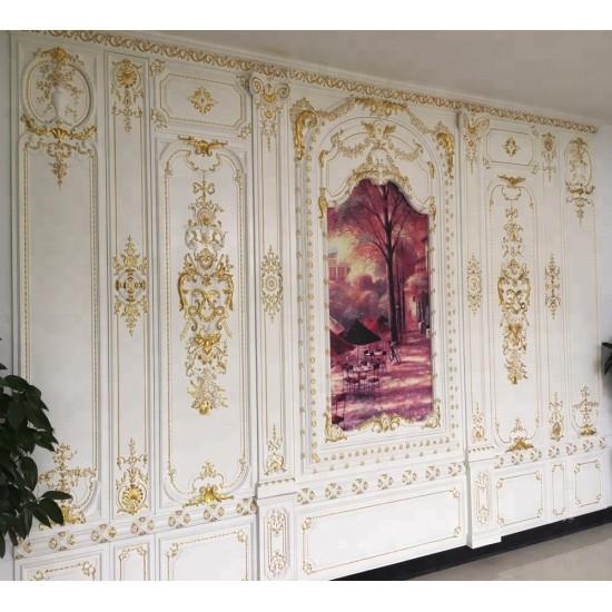 Boyanabilir  Duvar, Tavan, Mobilya Çıtası LEDLİ SÜPÜRGELİK 12cm