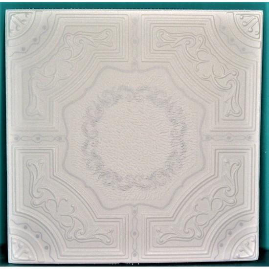 Gümüş 50x50 cm Tavan & Duvar paneli (C1-036 GÜMÜŞ)