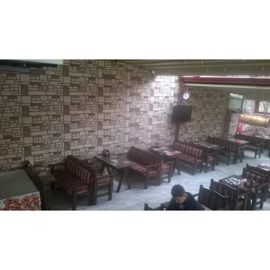 377-106 Strotex Kırık Tuğla Duvar Paneli 30x120 Ölçüleri