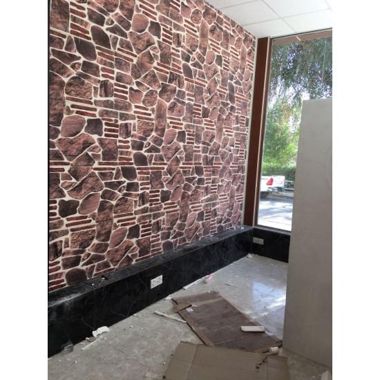 376-106 Strotex Kırık Tuğla Duvar Paneli 30x120 Ölçüleri