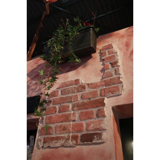 651-236 Strotex Kırık Tuğla Duvar Paneli 50x120 Ölçüleri
