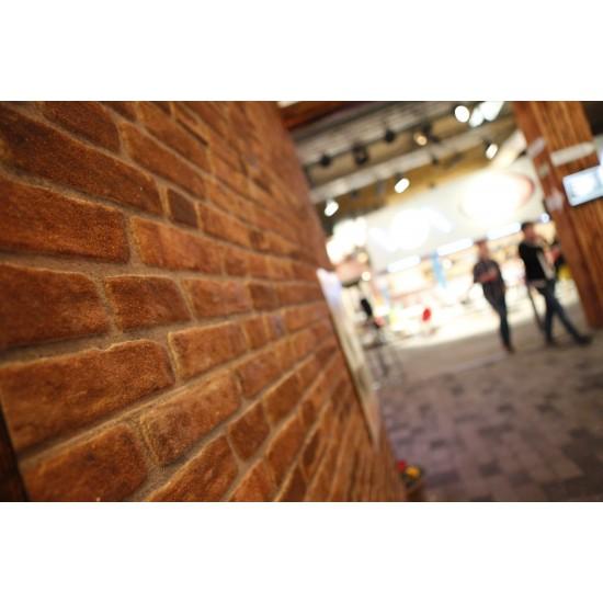 652-205 Strotex Kırık Tuğla Duvar Paneli 50x120 Ölçüleri