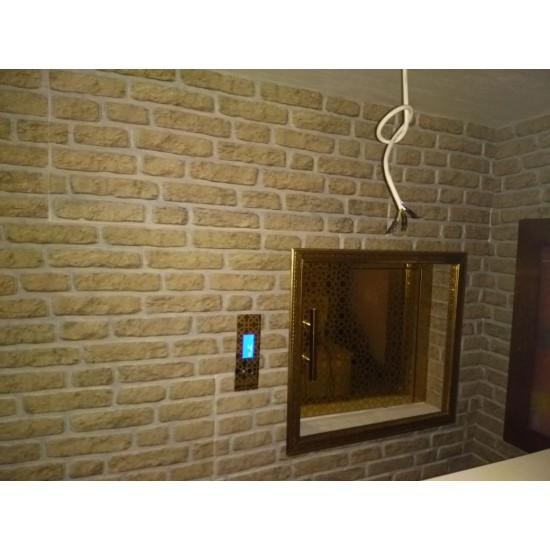 652-201 Strotex Kırık Tuğla Duvar Paneli 50x120 Ölçüleri